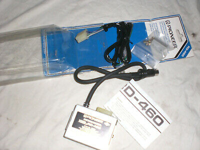 Pioneer RD-460 Component Stereo Radio Switching Adaptor,NOS,Kex/Gex/Gm,