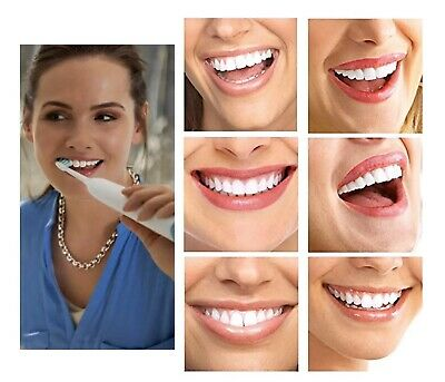 4 Pack - Tooth Brush Heads Fit for HX6064 Philips Sonicare Diamond Clean Replace