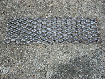 """Flat Steel Expanded Wire, 6x20"""""""