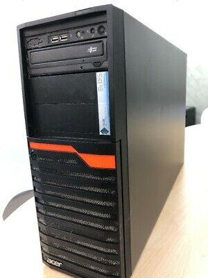 Acer Server altos T350 f2 Without Hard Drives