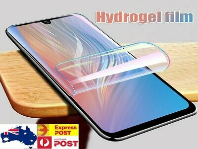 1 / 2 x HYDROGEL Full Screen Protector for Huawei Mate 20 10 P30 Lite P20