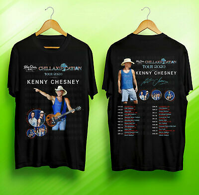 Kenny Chesney Chillaxification Tour 2020 T-shirt Sizes S-5XL