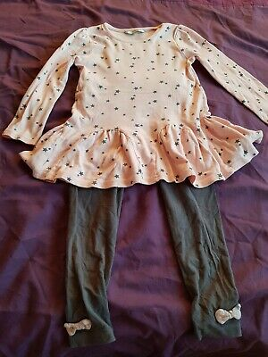 Girls Outfit Set 4-5 years George