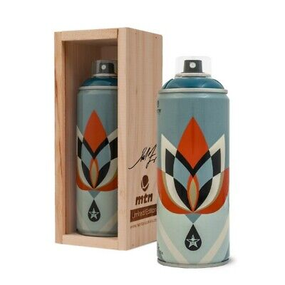 Shepard Fairey (OBEY) Beyond the Streets x Montana Limited Edition Lotus spray