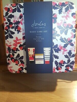 Joules Body Care Set New Pamper Gift
