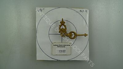 Hands For Small Zaandam Or Zaanse Wall Clock Suitable For Fhs Or Hermle