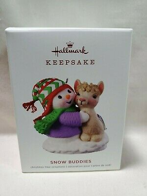 2019 Hallmark Keepsake Ornament Snow Buddies #22