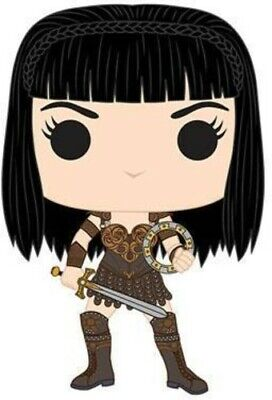 Xena Warrior Princess - Xena - Funko Pop! Television: (2019, Toy NUEVO)