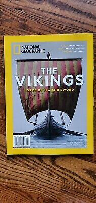 National Geographic ~ The Vikings ~ Lords Of Sea And Sword