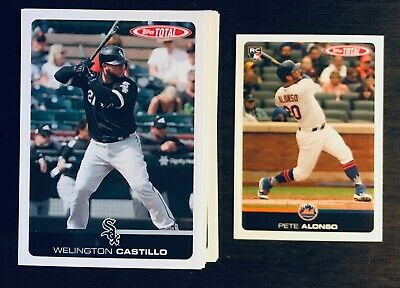 2019 Topps Total Wave 3 Limited Print Pick Your Card #201-300