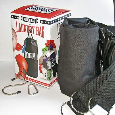 Long Everlast text Laundry Boxing Punch Bag
