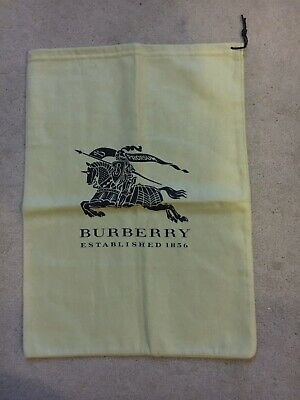 Burberry Shoes Dust Bag Only