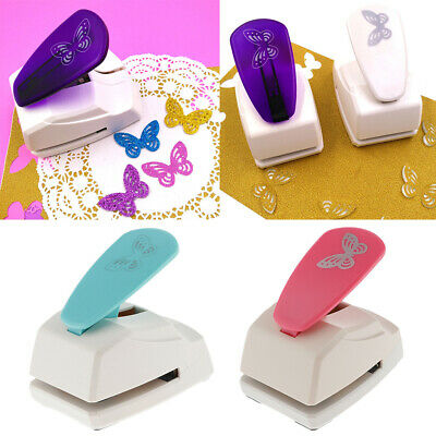 Paper Punch Jigsaw Puzzle Maker Cutting