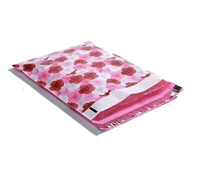 Designer Poly Mailers Plastic Envelopes Shipping Bags 100 Pack