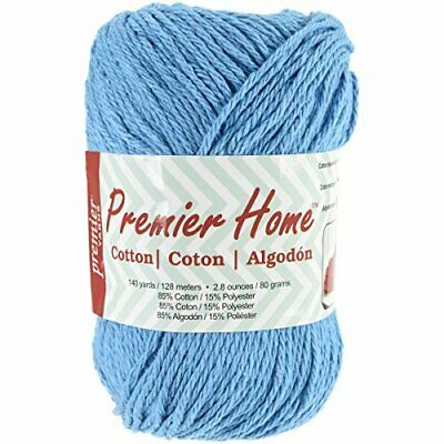 Premier Yarns 38-1 Home Cotton Yarn 3Pk Solid-White