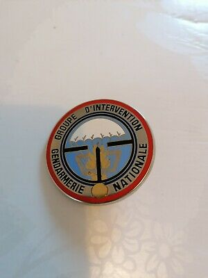 Insigne Obsolete Gign French Special Force Badge Insignia