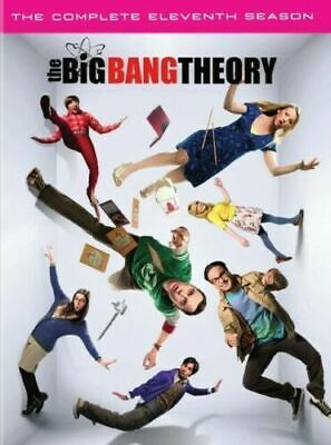 The Big Bang Theory: The Complete 11th Eleventh Season DVD NEW Free shipping