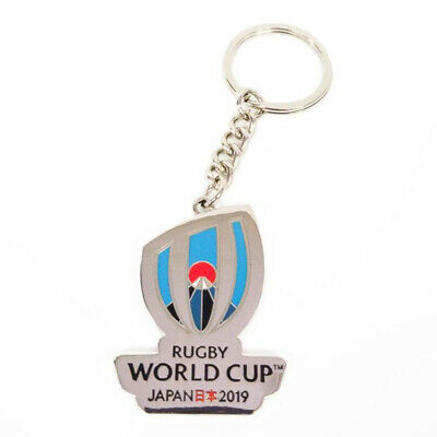 Nickel Rugby World Cup 2019 Logo Keyring