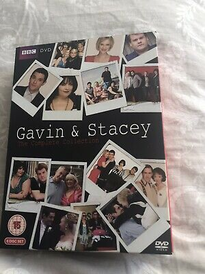 Gavin & Stacey The Complete Collection Dvd Set