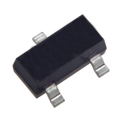 10 pezzi Transistore MOSFET AO3401, P-Channel 30V 4A Marking code (A19T) SOT-23
