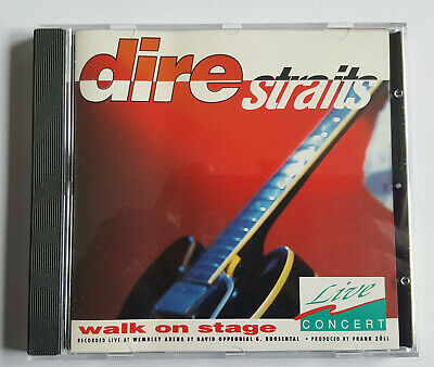 Dire Straits - Walk On Stage - Live At Wembley CD
