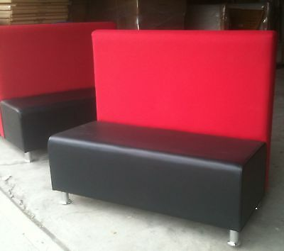 Restaurant Booth with Two Color  Single/Double  booths  furniture 4 sale