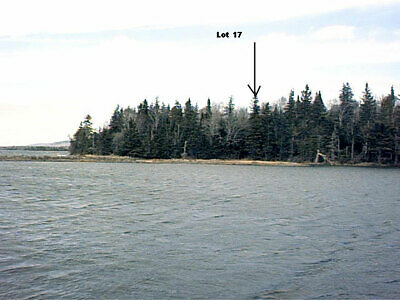 Allans Point - Lot 17 ....... 446 FT waterfront Cape Breton, Nova Scotia, Canada