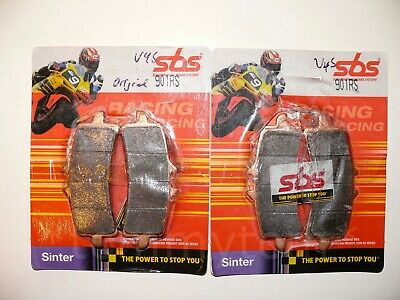 SBS 901 RS Bremsbeläge Racing Sinter BMW S 1000 RR / Ducati Panigale V4 usw