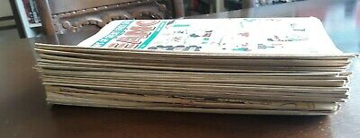 BEANO COMICS - 43 different issues from 1980