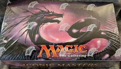 Iconic Masters - Booster Box Eng