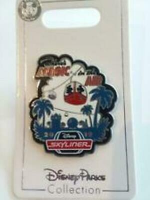 Disney Skyliner There's Magic In The Air Pin New On Card