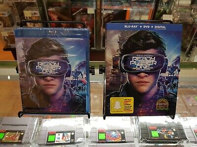 Blu Ray - Ready Player One (2018) - SEALED - Slipcover