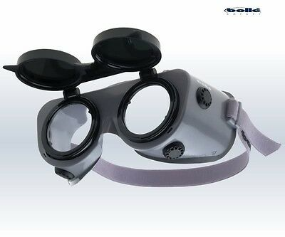 Bolle COVERSAL Welding Shade 5 Safety Goggle - COVRP5