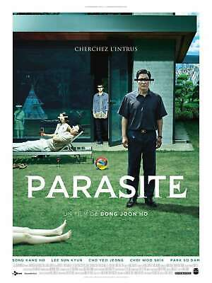 24x36 27x40 Poster Parasite Movie Kang-ho Song H243