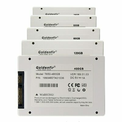 "Goldenfir 512GB 480GB 960GB 1TB 2TB SSD 2.5"" Solid State Drive MLC for Laptop"