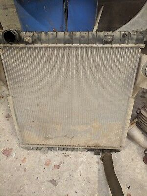 Radiator - Removed From Ford Iveco 75-E-17