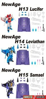 Newage NA H13 Lucifer H14 Leviathan H15 Samael mini Toy Second batch with gift