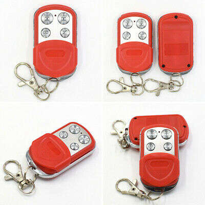 Garage Door Gate Remote Control Copy Duplicate For GROER H80 TX22 Replacement