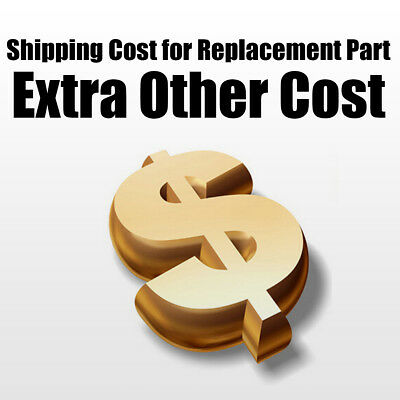 for buyers to pay extra shipping cost ,extra fee 70