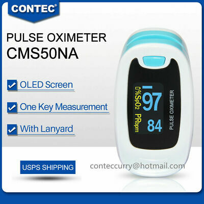 Finger Tip pulse oximeter oximetry SPO2 oxygen saturation level Monitor sensor