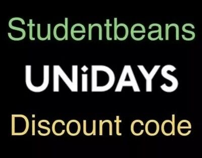 Student Beans DISCOUNT CODES -  Nike, Adidas, TOPSHOP,   Schuh & Many More b