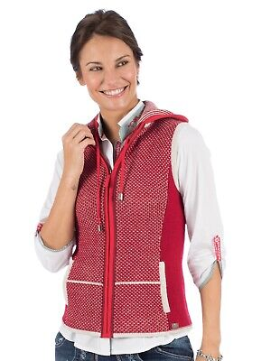Spieth Wensky Traditional Costume Vest Kulm Sw Red