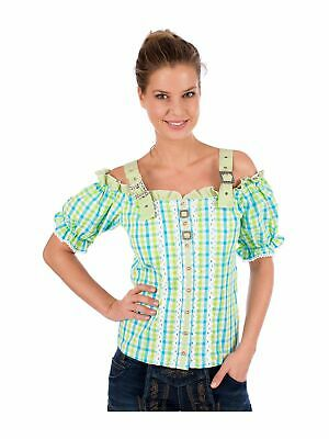 Orbis Traditional Costume Blouse 951000-3374 Turquoise