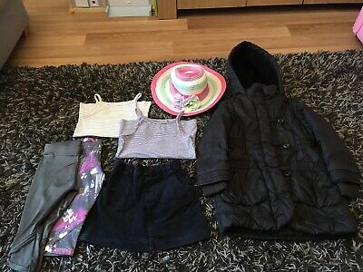 Girls Age 3 Clothes Bundle Toddler 3-4 Years NEXT Marks And Spencer Coat