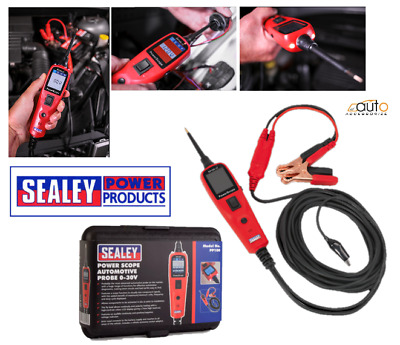 NEW Sealey Power Scope Automotive Electrical Probe/Tester/Diagnostic 0-30V PP100