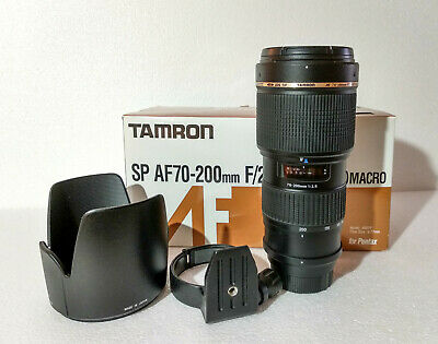 Tamron AF LD DI SP 70-200mm f2.8 IF Macro for Pentax like new!