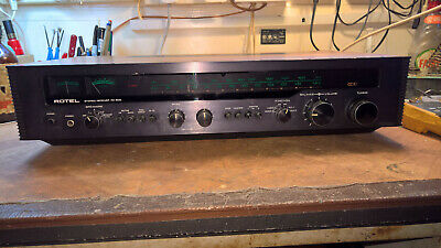 Rotel RX-602 Receiver - Fully Serviced and Tested