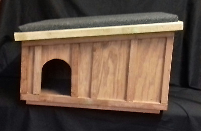 Handmade Premium Hedgehog Hibernation Nest Box