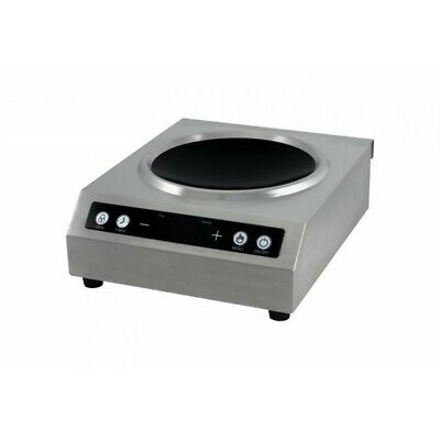 Mount Plate Wok with Induction TT350W Touch Wok - 3500W