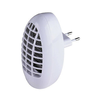 Sockets uv Light Insect Exterminator Mosquito Incl. Cleaning Brush